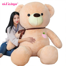 High quality Low Price Stuffed Animals Bear Plush Toys Large Teddy Bear Big Bear Doll /Lovers Birthday Baby Gift 120cm/140cm