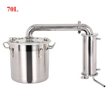 70L New Horizontal Vertical Brewing Equipment Wine Maker Home Wine Brewing Device(China)