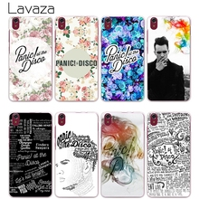 Lavaza Panic At The Disco Hard Cover Case for Lenovo K3 K4 K5 K6 Note S850 S90 S60 A2010 A5000 X3 Lite ZUK Z2 Vibe P1(China)