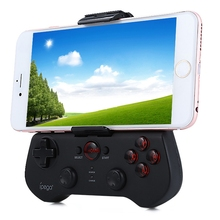 IPEGA PG- 9017S Wireless Gamepad Bluetooth 3.0 Gamepad Remote Control Gamecube Controller Joystick Gamepad for PC iOS Android TV(China)