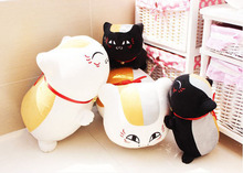 New 1pcs 20cm Kawaii Natsume Yuujinchou Nyanko Sensei Plush Cat Anime Doll Toy Xmas Christmas Gift