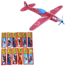 30PCS Flying Glider Planes Foam Aeroplane Party Bag Fillers Childrens Kids Toys Game