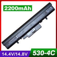 2200mAh laptop battery for HP 500 530