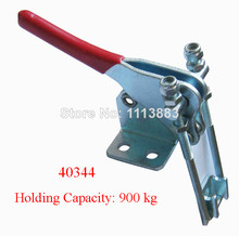 Heavy Duty Latch Type Toggle Clamp 40344 Holding Capacity 900KG 1984LBS