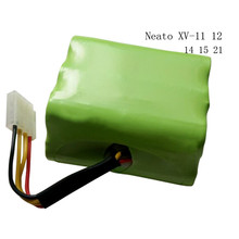 New 1Pcs Rechargeable Nimh Battery Pack 7.2v 4500mAh Battery For Neato XV-11 12 14 15 21 28 Pro Vacuum Cleaner Wholesale