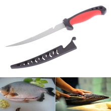 Fishing Knife Stainless Steel Hook Removal  Line Cutter Sharp Portable Cut Tackle Multifunctional 29.5cm (China)