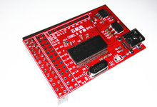 CY7C68013 module, USB module, connected to the FPGA development board, compatible with DE2