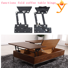 Flip Top Table Mechanism Folding Table Hinge Dining Table Frame B06(China)