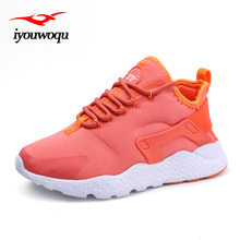 2017 Brand new listing Women sneakers shoes professional Breathable air mesh outdoor running shoes trainers Women sport shoes(China)