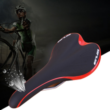 1Pc Men Bicycle Saddle Cushion Lightweight Moutain Road Bike Saddle Seat Pad Bicycle Seat Cycling Accessories(China)