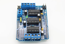 Freeshipping ! L293D motor control shield motor drive expansion board FOR Arduino motor shield