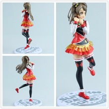 Love Live The School Idol Movie SUNNY DAY SONG Kotori Minami Doll PVC Figure Figurine Resin Collection Model Toy Gifts Cosplay