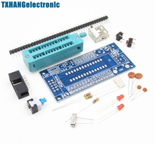 1pcs ATMEGA8 ATMEGA48 ATMEGA88 Development Board AVR (NO Chip) DIY Kit(China)