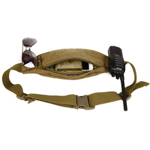 Camouflage Outdoor Invisible Fanny Pack Waist Belt Bag Travel Wallet Hip Tight Pouch for Cycling Travel Climbing