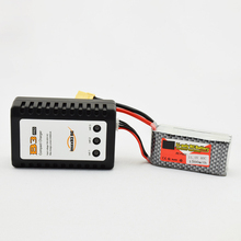 2-3S Cells 7.4v 11.1v Lipo Battery Imax B3 Pro Compact Charger For RC Helicpoter Parts Bateria Charging ( No Battery )(China)