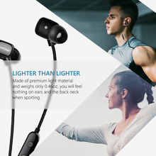 Mpow Wireless Earphones Sweatproof Sport Running Bluetooth Headset Headphone Bluetooth Earpiece With Mic CVC6.0 Noise Cancelling(China)