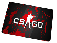 9 size cool cs go mouse pad red splatter large pad to mouse computer mousepad Christmas gift gaming mouse mats to mouse gamer