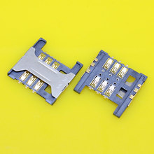 cltgxdd KA-155 New For ZTE Blade L2 Sim Card Reader Holder Slot Tray Connector(China)