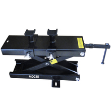 1100 LB Motorcycle Center Scissor Lift Table Jack Stand