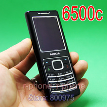 Original Nokia 6500c Mobile Phone 3G Unlocked 6500 Classic Phone Refurbished(China)