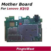 Original Lenovo K910 main board mother board mainboard motherboard Replacement parts supplier for lenovo k910 free shipping(China)