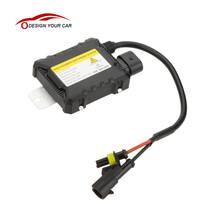 DC12V 55W Car Xenon HID Replacement Digital DC Ballast Ultra Slim All Light Bulbs Fit Car Light Source