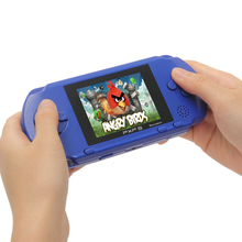 "for PXP3 16BT 16 Bit LCD 2.7"" Inch Handheld Game Console Game Players Portable Video Game Retro Child Kid Toy Birthday Gifts Hot(China)"