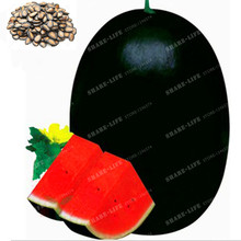 30 PCS Giant Watermelon Seeds Rare Black Tyrant King Super Sweet Watermelon Organic Fruit Seeds Plant For Home Garden(China)