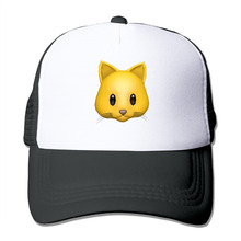 DUTRODU Unisex Baseball-caps Meshback Iphone8 expression animation Cap Hats hip hop hat vary colors adjustable