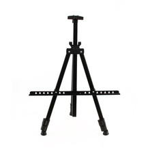 Artist Field Studio Painting Easel Tripod Display Telescopic White Board Stand Metal Brackets(China)
