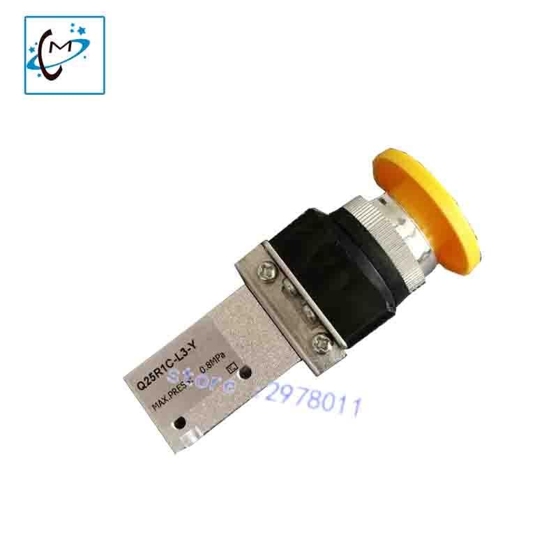 large format  printer Flora ink flow switch controller flora  LJ320K LJ3208K ink pressure valve Q25R1C-L3-Y for sale <br>