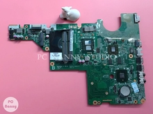 NOKOTION 637584-001 637584001 for HP G62 CQ62 Intel Laptop Motherboard Mainboard i3-370m CPU w/ ATI works