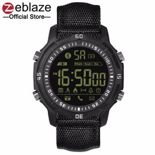 Buy New Zeblaze VIBE 2 Sports Smartwatch 5ATM Waterproof Sleep Monitor 540 Days Stand-by Sports Smart Watch IOS Android for $15.39 in AliExpress store