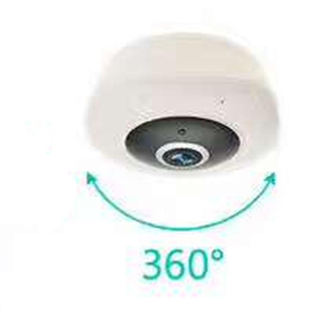 360 Degree Panoramic VR Camera  Wireless Intercom IP Camera  720/960/1080P Optional <br>