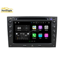 NAVITOPIA 7Inch 1G/2G RAM Android 5.1/7.1 Car DVD Multimedia Player For Renault Megane (2003-2009) Auto Radio GPS Navigation(China)