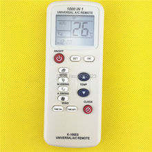 1000 in 1 LCD Screen Universal AC A/C Remote Control  K-100ES use for all air conditioner