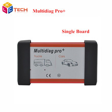 2017 Latest  Single Board Multidiag Pro Without Bluetooth 2014.R2/2015R3 Cars/Trucks Auto OBD2 Diagnostic Scan Tool TCS CDP PLUS