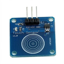 10PCS TTP223 Digital Touch Sensor Module Capacitive Touch Switch Button For Arduino DIY Best Price
