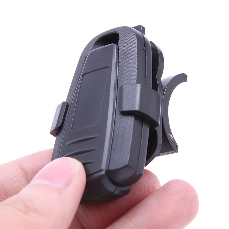 4In1 Bicycle Bike Cycling Security Lock Alarm LED Tail Light Anti-theft Remote