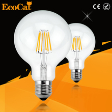 Vintage Edison bulb led E27 E14 lamp Filament Light Vintage LED Bulb Lamp 220V Retro Candle Light 2W 4W 6W 8W G45 G80 G95 G125