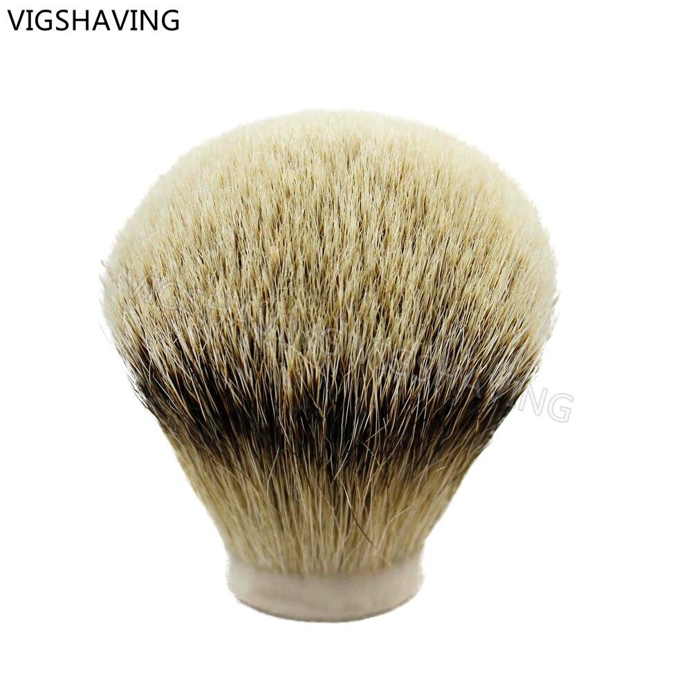 30/72mm SilverTip Badger hair Shaving Brush Knot<br>