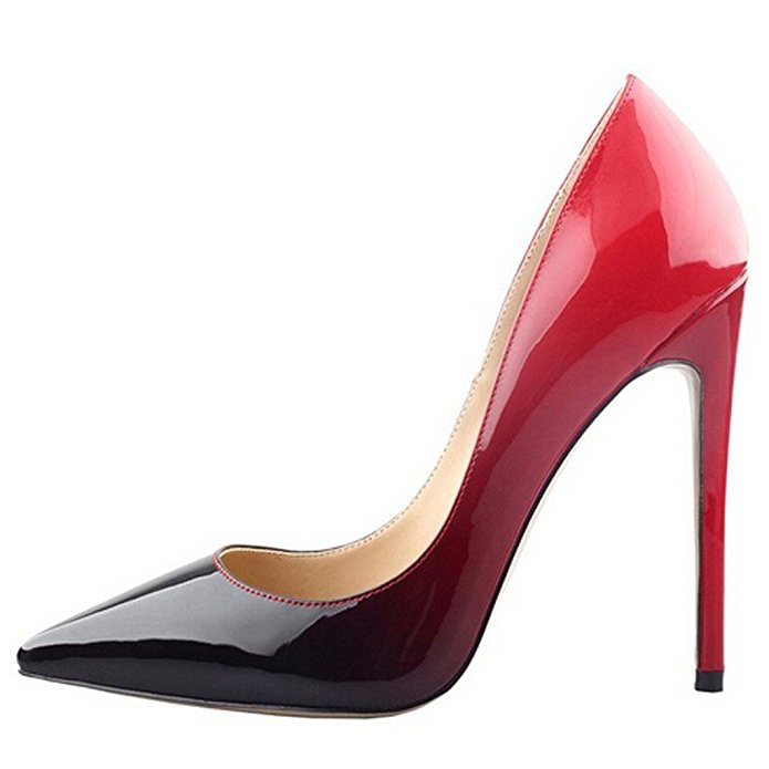 MAVIRS Fashion Pointed Toe Super High Heels Women Pumps Ladies Shoes Stiletto Female Footwear Yellow Party Dress Shoes