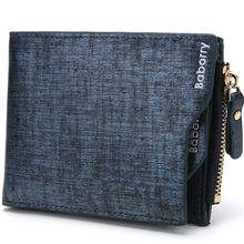 Buy 2017 Designer Wallet Men Credit Card Holder PU Leather Wallets Male Luxury Dollar Business Wallet Coin Bag Zipper Clutch Purse for $6.50 in AliExpress store