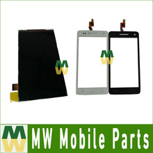 1PC /Lot HQ For Explay Fresh LCD Display Screen Replacement And Touch Screen(China)