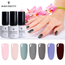 BORN PRETTY Color Series Soak Off UV Nail Gel Polish Long-lasting Gel 5ml 1 Bottle Manicure Nail Art Gel Varnish Tool(China)
