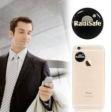 2017hot product realy work have test by Morlab lab shiled Radisafe 99.8% Radi Safe anti radiation sticker 30pcs/lot free shppin(China)