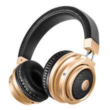 Picun P9 Wireless Bluetooth Headphones Stereo Portable Earphones Super Bass Headset With Mic Support TF Card For Smartphones PC(China)
