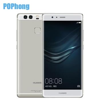 Gốc huawei p9 3 gb ram 32 gb rom kirin 955 octa lõi Điện Thoại thông minh 5.2 inch 1920*1080 Dual SIM Android 6.0 LTE Vân Tay