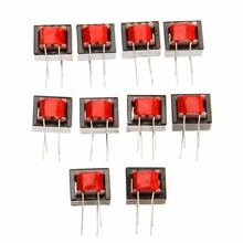 10pcs 600:600 Ohm Audio Transformers Europe 1:1 EI14 Isolation Transformer Double-wire Winding(China)