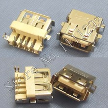 10pcs/lot 2.0 USB Jack Connector for Fujitsu Amilo A1630 motherboard etc Laptop USB Port